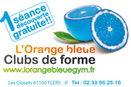 Orange Bleue Gym